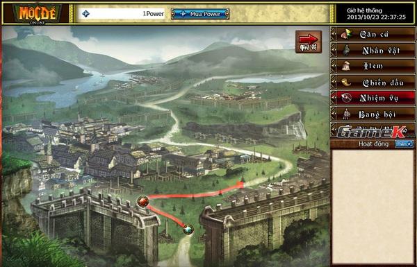 Cùng soi Mộc Đế Online ngày đầu mở cửa ở Việt Nam 12