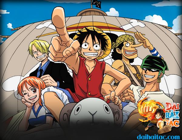 Thêm một game One Piece về Việt Nam 1