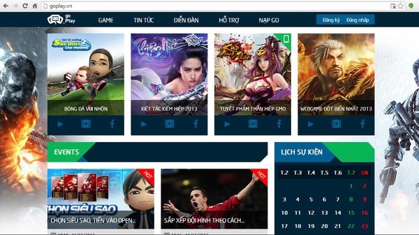 VTC Online chính thức công bố thương hiệu goPlay 2