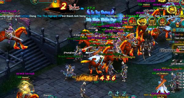 Nhìn lại một số game online mở cửa tại Việt Nam tuần qua 1