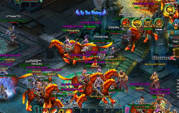 Nhìn lại một số game online mở cửa tại Việt Nam tuần qua 2