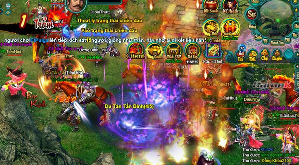Nhìn lại một số game online mở cửa tại Việt Nam tuần qua 3