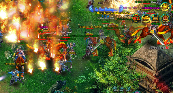 Nhìn lại một số game online mở cửa tại Việt Nam tuần qua 4