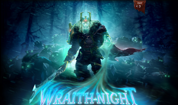 DOTA 2 Big update Wrath-Night: Sự trở về của nhà vua 1