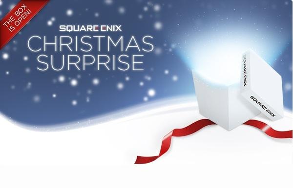 Fan hâm mộ chê quà Giáng Sinh của Square Enix 1