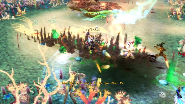 Game thủ bơi như cá trong Thiện Nữ U Hồn 6