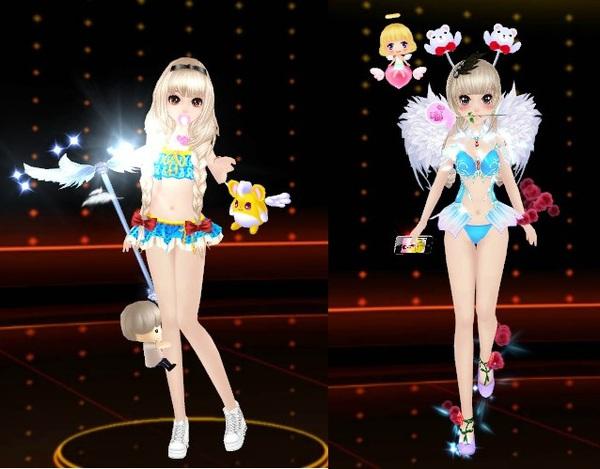 Các vũ công 2U mặc gì trong mùa lễ hội? 6
