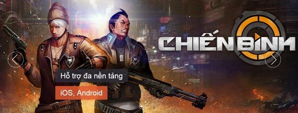 Game thuần Việt Chiến Binh sẽ mở cửa đầu năm 2014 1