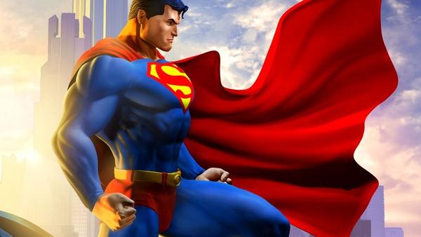 Clip hài: Superman sẽ ra sao nếu thiếu ... quần chip đỏ 1