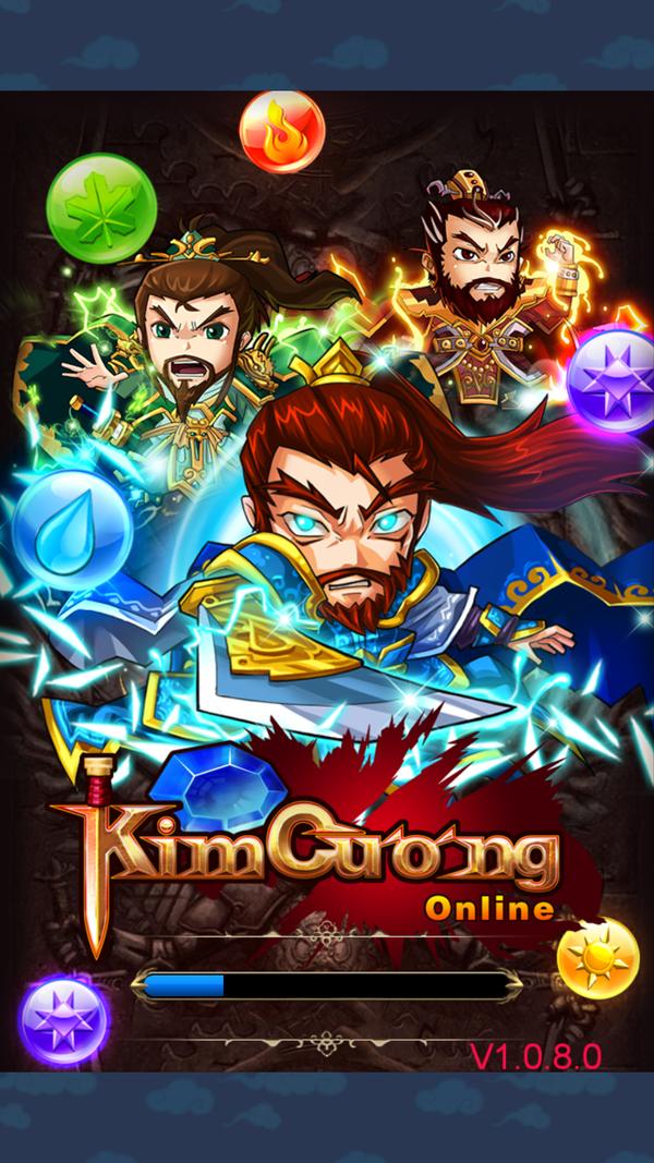 Đánh giá Kim Cương Online, game online mới tại Việt Nam 1