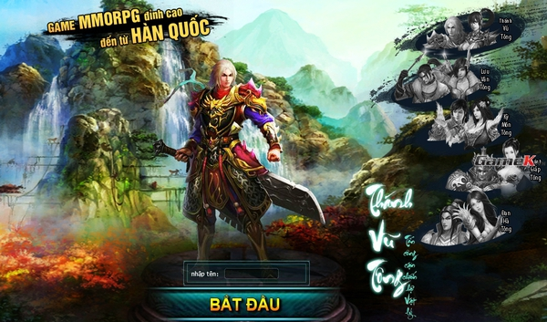 Cùng soi Webgame Long Chiến ngày mở cửa tại Việt Nam 6