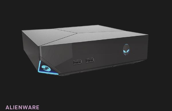 Steam Machine của Alienware sẽ ra mắt tháng 09 1