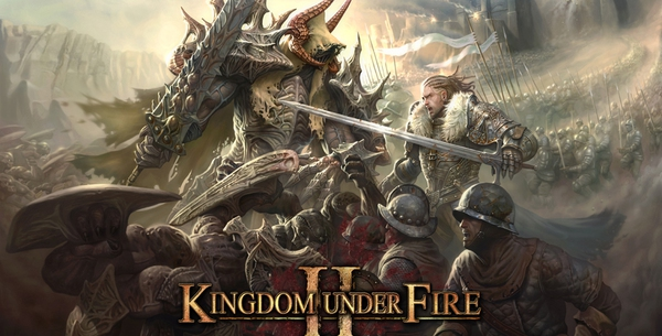 Bom tấn Kingdom Under Fire II mở cửa ngày 23/01 1