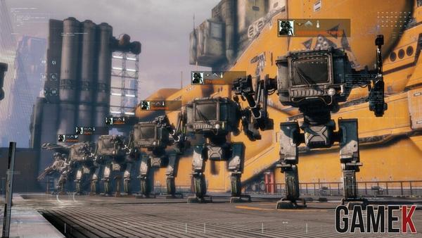 Loạt game online cho phép người chơi điều khiển Robot 6