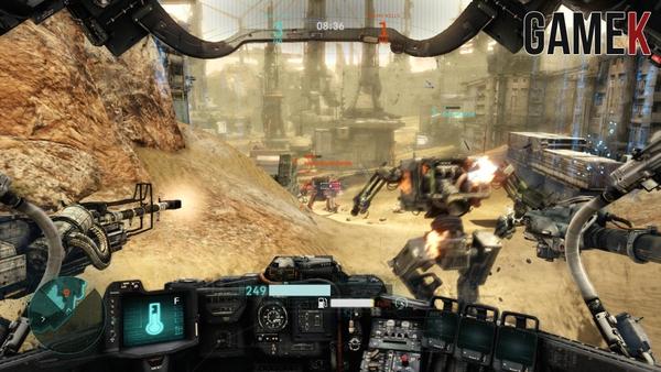Loạt game online cho phép người chơi điều khiển Robot 5