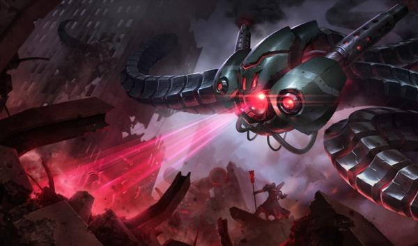 Khám phá tướng mới Vel'koz của Liên Minh Huyền Thoại 3