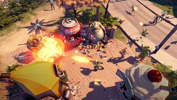 Top game online đáng chơi dành cho gamer thích tiêu diệt zombie 2