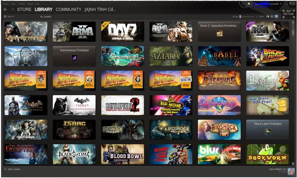 Game thủ Việt sẵn sàng bỏ nửa triệu đồng mua game bản quyền 3