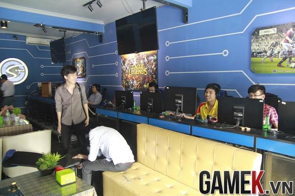 G5 Gaming Center - Quán game nổi bật khu vực Bách Khoa 4