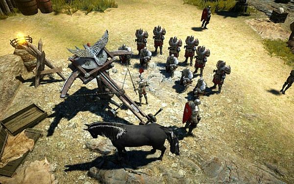 Game nhập vai hấp dẫn Black Desert chuẩn bị mở cửa thử nghiệm 1