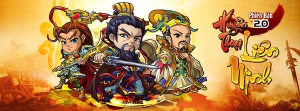 GameK gửi tặng 500 Gift Code Mãnh Tướng mừng phiên bản mới 1