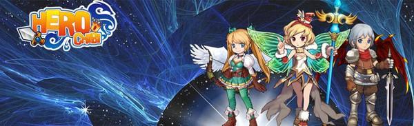 GameK gửi tặng 500 Gift Code Hero Chibi 1