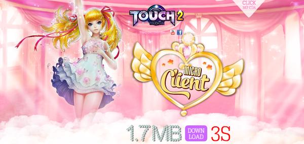 Hot girl Khả Ngân trở lại làm đại sứ game cho TOUCH? 4