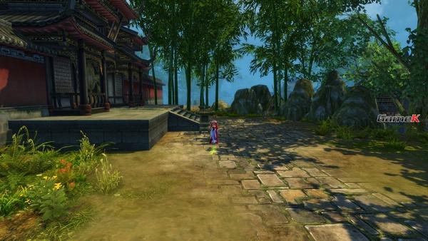 Trải nghiệm độc quyền Tiếu Ngạo Giang Hồ 3D bản Việt 44