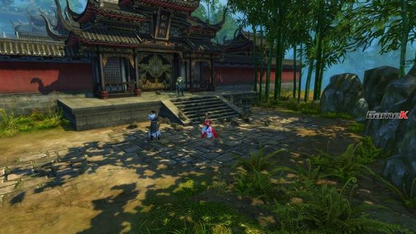 Trải nghiệm độc quyền Tiếu Ngạo Giang Hồ 3D bản Việt 45