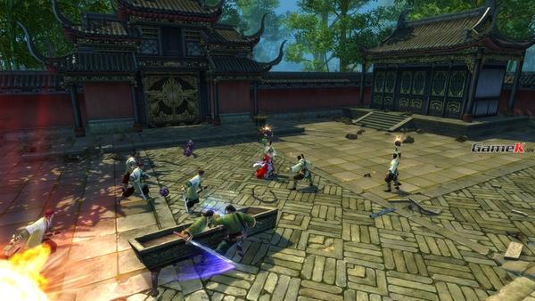 Trải nghiệm độc quyền Tiếu Ngạo Giang Hồ 3D bản Việt 46