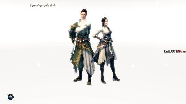 Trải nghiệm độc quyền Tiếu Ngạo Giang Hồ 3D bản Việt 7