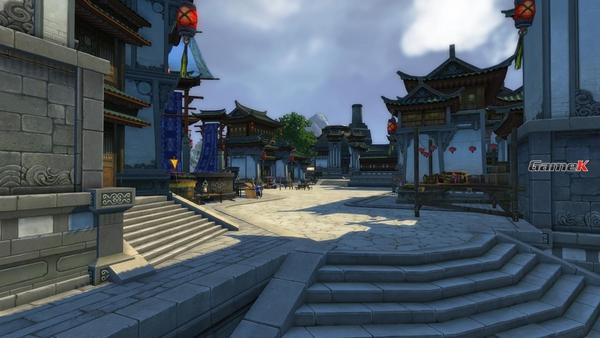 Trải nghiệm độc quyền Tiếu Ngạo Giang Hồ 3D bản Việt 19