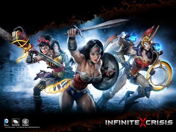 """Đánh giá Infinite Crisis: MOBA siêu anh hùng """"nhái LMHT"""" 1"""