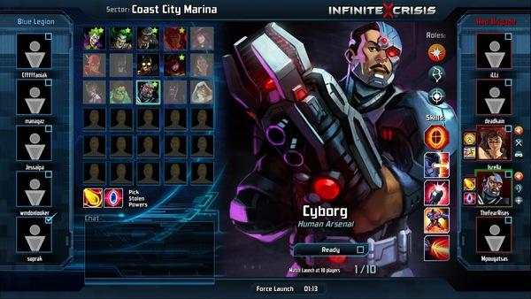 """Đánh giá Infinite Crisis: MOBA siêu anh hùng """"nhái LMHT"""" 7"""