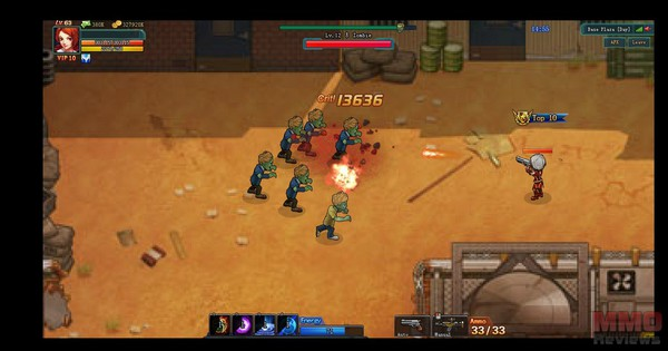 Game online hành động Zombies Ate My Pizza đã mở cửa 1