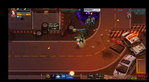 Game online hành động Zombies Ate My Pizza đã mở cửa 6