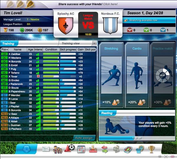 Tìm hiểu thêm về Top Eleven: game quản lý bóng đá sắp về VN 3
