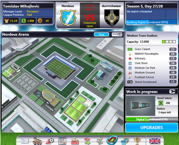 Tìm hiểu thêm về Top Eleven: game quản lý bóng đá sắp về VN 8