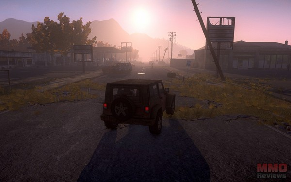Nghẹt thở với trailer H1Z1 - Game online kinh dị mới ra mắt 1