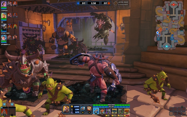 Game lạ đời Orcs Must Die! Unchained sẽ mở cửa miễn phí 4