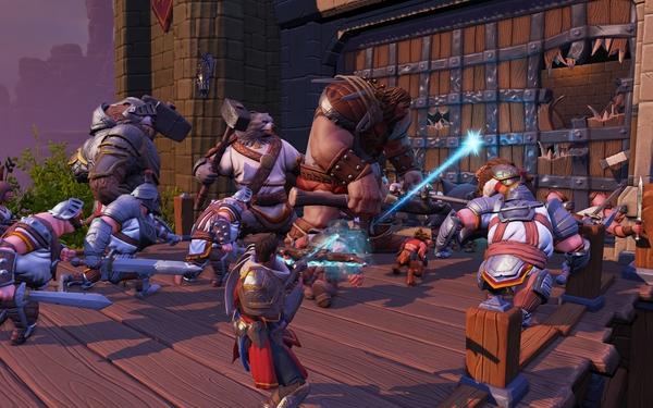 Game lạ đời Orcs Must Die! Unchained sẽ mở cửa miễn phí 5