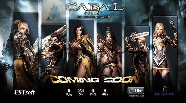 Cabal Online chính thức hồi sinh tại Việt Nam 1