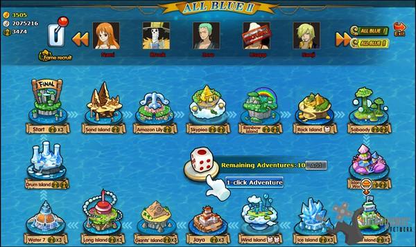 Sắp có thêm game đề tài One Piece về Việt Nam 6