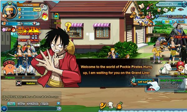 Sắp có thêm game đề tài One Piece về Việt Nam 9