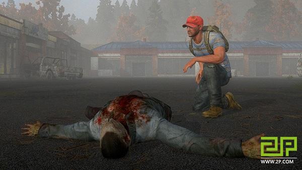 Rợn tóc gáy với đàn zombie kinh khủng trong H1Z1 4