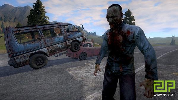Rợn tóc gáy với đàn zombie kinh khủng trong H1Z1 6