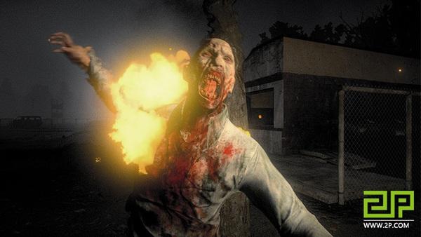 Rợn tóc gáy với đàn zombie kinh khủng trong H1Z1 8