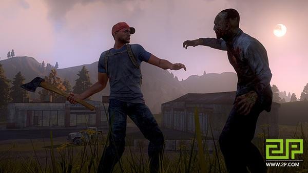 Rợn tóc gáy với đàn zombie kinh khủng trong H1Z1 9
