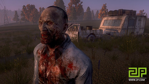 Rợn tóc gáy với đàn zombie kinh khủng trong H1Z1 10