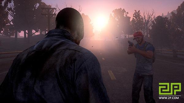 Rợn tóc gáy với đàn zombie kinh khủng trong H1Z1 1